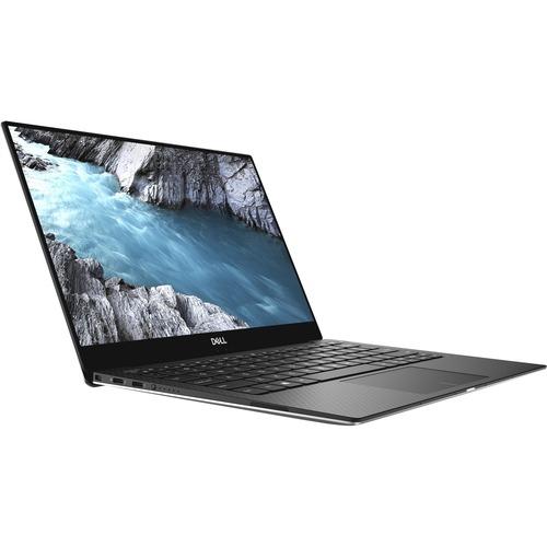 "Dell XPS 13 9380 13.3"" Touchscreen Notebook - Intel Core i7 (8th Gen) i7-8565U Quad-core (4 Core) - 8 GB RAM - 256 GB SSD - Platinum Silver, Carbon Fiber Black"