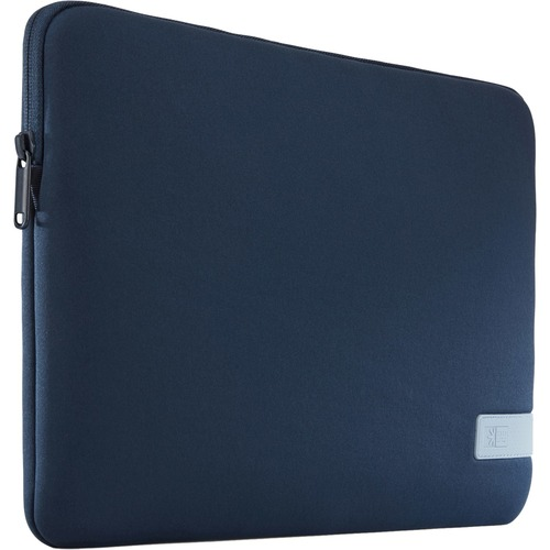 "Case Logic Reflect REFPC-114-DARK-BLUE Carrying Case (Sleeve) for 14.1"" Notebook - Dark Blue"