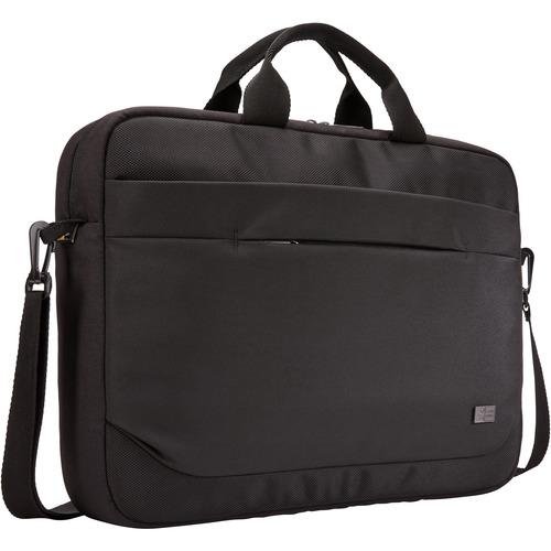 "Case Logic Advantage ADVA-116 BLACK Carrying Case (Attaché) for 10"" to 16"" Notebook - Black"