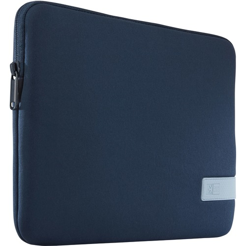 "Case Logic Reflect REFMB-113-DARK-BLUE Carrying Case (Sleeve) for 13"" Apple MacBook Pro - Dark Blue"