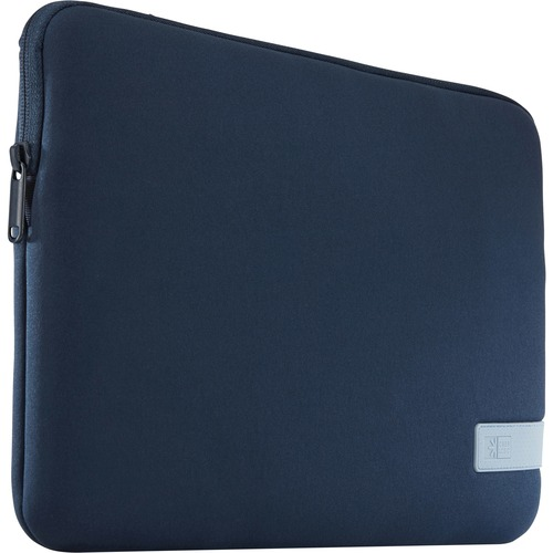 "Case Logic Reflect REFPC-113 DARK BLUE Carrying Case (Sleeve) for 13.3"" Notebook - Dark Blue"