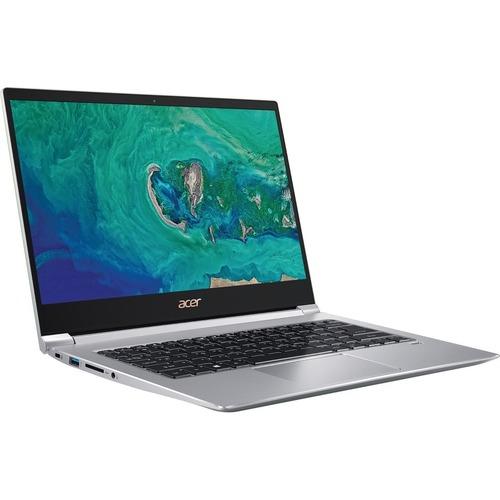"Acer Swift 3 SF314-55 SF314-55-58P9 14"" Notebook - Full HD - 1920 x 1080 - Intel Core i5 (8th Gen) i5-8265U Quad-core (4 Core) 1.60 GHz - 8 GB RAM - 256 GB SSD - Silver"