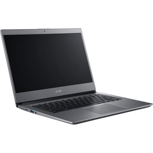 "Acer Chromebook 714 CB714-1WT CB714-1WT-534T 14"" Touchscreen Chromebook - Full HD - 1920 x 1080 - Intel Core i5 (8th Gen) i5-8250U Quad-core (4 Core) 1.60 GHz - 8 GB RAM - 64 GB Flash Memory"