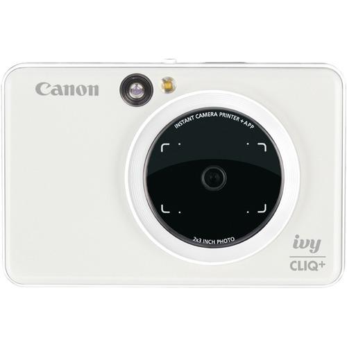 Canon IVY CLIQ+ Instant Digital Camera - Pearl White