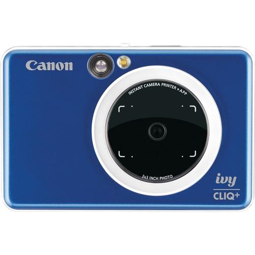 Canon IVY CLIQ+ Instant Digital Camera - Sapphire Blue