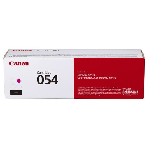 Canon 054 Original Toner Cartridge - Magenta