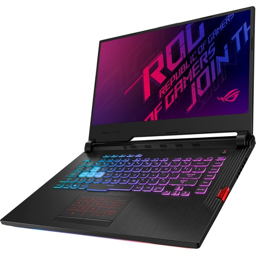 "ASUS ROG Strix SCAR III 15.6"" Gaming Laptop i7-9750H 16GB RAM 1TB SSD RTX 2070 8GB - 9th Gen i7-9750H - NVIDIA GeForce RTX 2070 8GB - 240Hz Refresh Rate - In-plane Switching (IPS) Technology - Multi-purpose Mode Switching"
