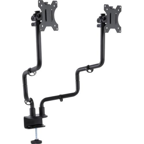 Allsop Mounting Arm For Monitor   Black 300/500