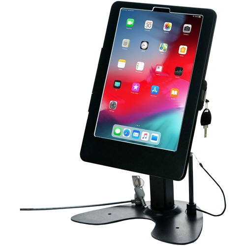 CTA Digital Dual Security Kiosk Stand for 11-inch iPad Pro