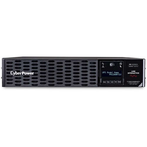 CyberPower Smart App Sinewave 2200VA Tower/Rack Convertible UPS