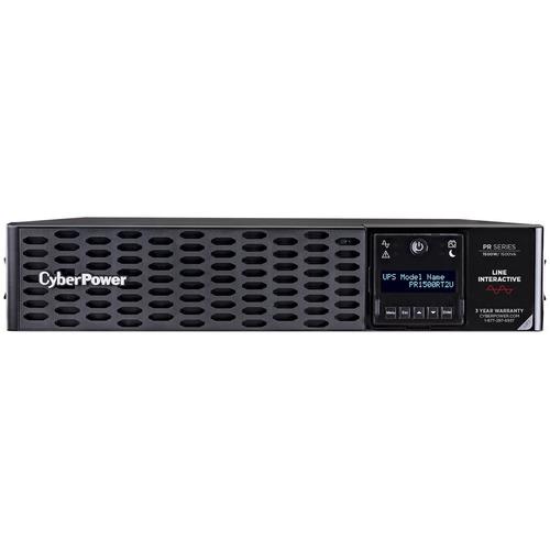 CyberPower Smart App Sinewave PR1500RT2UN 1.5KVA Tower/Rack Convertible UPS