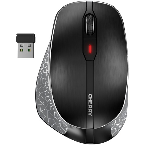 CHERRY MW 8 Ergo Rechargeable Wireless Mouse 300/500