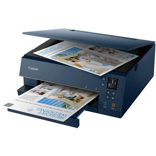 Canon PIXMA TS TS6320 Navy Inkjet Multifunction Printer - Color