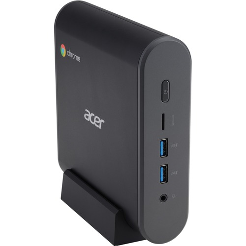 Acer CXI3 Chromebox - Intel Celeron 3867U Dual-core (2 Core) 1.80 GHz - 4 GB RAM DDR4 SDRAM - 32 GB SSD