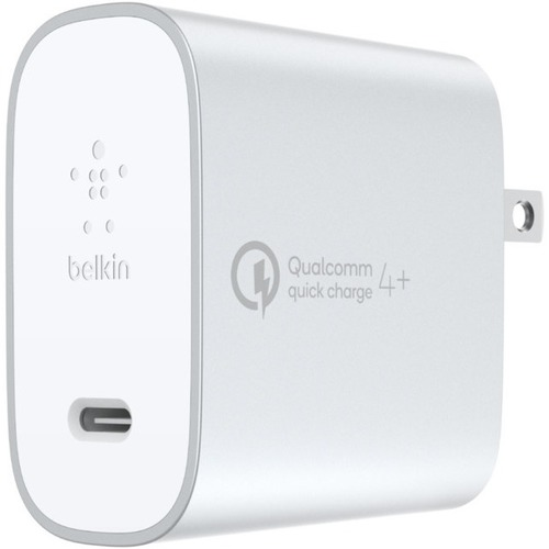 Belkin BOOST↑CHARGE USB C Home Charger + Cable With Quick Charge 4+ 300/500