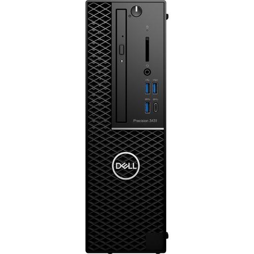 Dell Precision 3000 3431 Workstation   Xeon E 2224   16 GB RAM   256 GB SSD   Small Form Factor 300/500