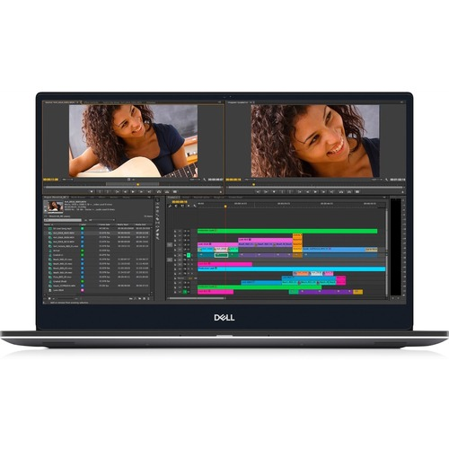 "Dell Precision 5000 5540 15.6"" Mobile Workstation - 1920 x 1080 - Intel Core i7 (9th Gen) i7-9850H Hexa-core (6 Core) 2.60 GHz - 32 GB RAM - 512 GB SSD - Titan Gray"