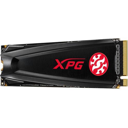 XPG GAMMIX S5 AGAMMIXS5 512GT C 512 GB Solid State Drive   M.2 2280 Internal   PCI Express NVMe (PCI Express NVMe 3.0 X4) 300/500