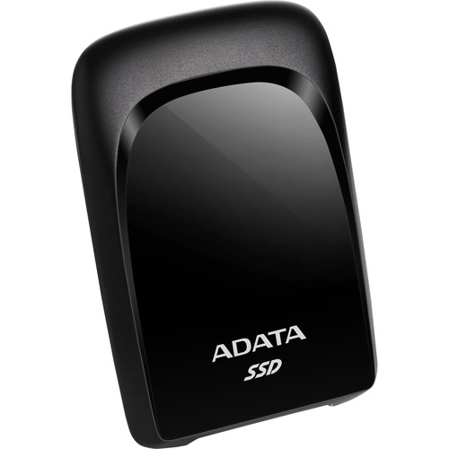 Adata 240 GB Solid State Drive - External - Black
