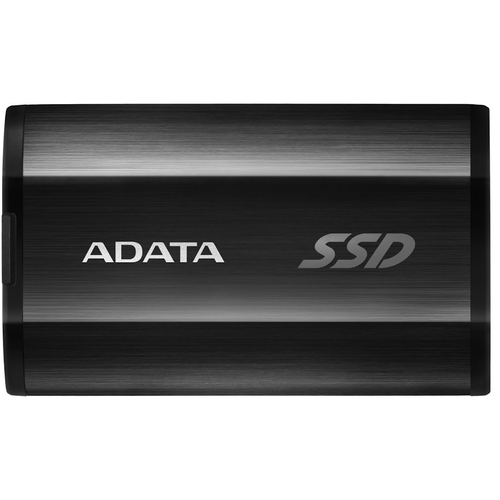 Adata SE800 ASE800-512GU32G2-CBK 512 GB Portable Solid State Drive - External - Black