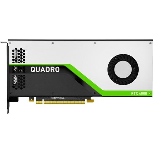 HPE NVIDIA Quadro RTX 4000 Graphic Card - 8 GB GDDR6