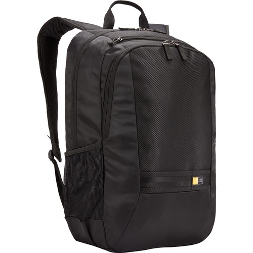 "Case Logic Carrying Case (Backpack) for 10.5"" to 15.6"" Notebook - Black"