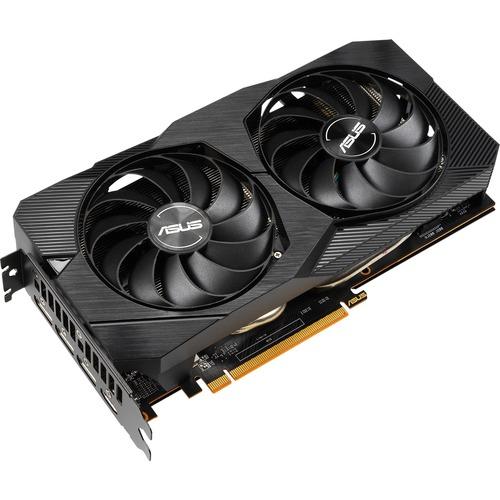 Asus Dual DUAL-RX5500XT-O8G-EVO Radeon RX 5500 XT Graphic Card - 8 GB GDDR6