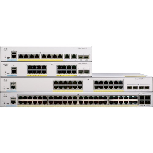 Cisco Catalyst C1000-8FP Ethernet Switch