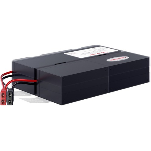 CyberPower UPS Systems RB1270X4J Replacement Batteries - Number of batteries: 4