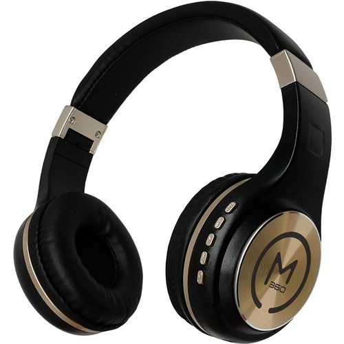 Morpheus 360 Serenity Wireless Over The Ear Headphones   Bluetooth 5.0 Headset With Microphone   HP5500G 300/500