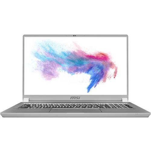 "MSI Creator 17 A10SFS 254 17.3"" Gaming Notebook   3840 X 2160   Core I7 I7 10875H   32 GB RAM   1 TB SSD   Space Gray With Silver Diamond Cut 300/500"