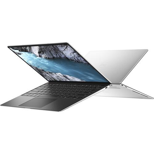 """Dell XPS 13 9300 13.4"""" Notebook - Full HD Plus - 1920 x 1200 - Intel Core i5 (10th Gen) i5-1035G1 - 8 GB RAM - 256 GB SSD - Platinum Silver, Black"""