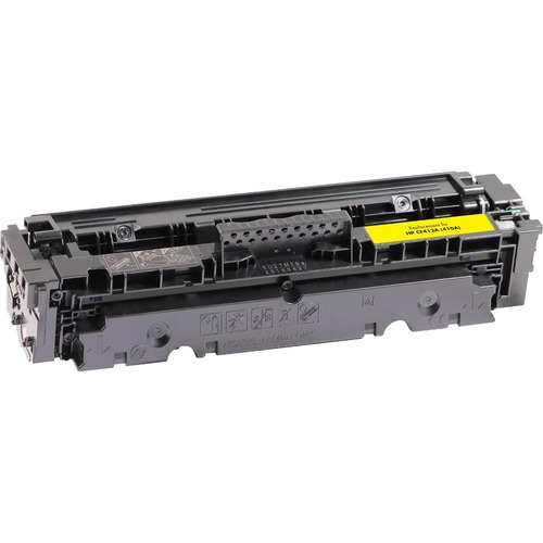 Clover Technologies Remanufactured Toner Cartridge - Alternative for HP 410A (CF412A) - Yellow