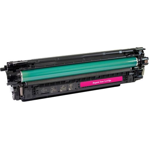 Clover Technologies Remanufactured Toner Cartridge - Alternative for HP 508A - Magenta