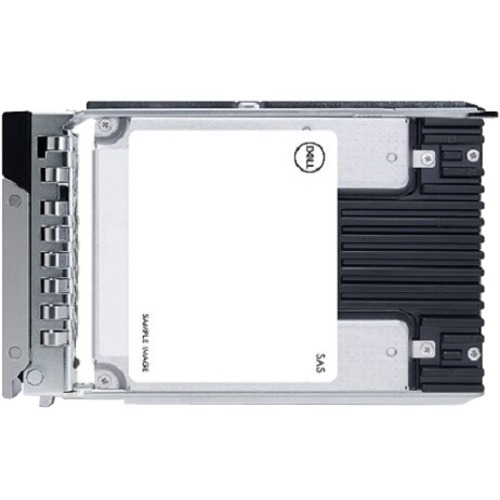 """Dell 800 GB Solid State Drive - 2.5"""" Internal - SAS (12Gb/s SAS) - Mixed Use"""