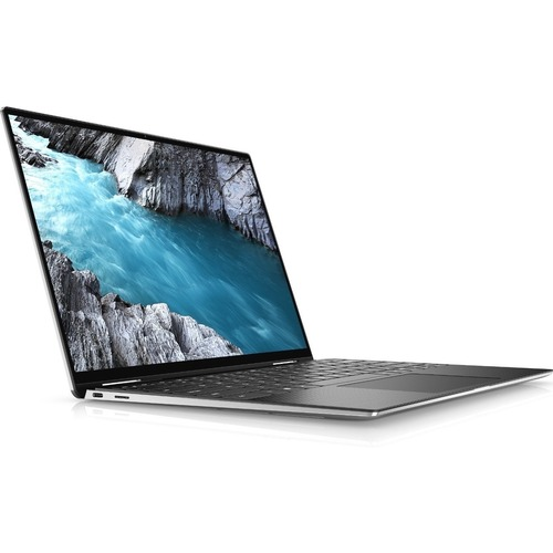 "Dell XPS 13 7390 13.3"" Touchscreen Notebook - 4K UHD - 3840 x 2160 - Intel Core i7 (10th Gen) i7-10510U Quad-core (4 Core) - 8 GB RAM - 256 GB SSD - Platinum Silver, Carbon Fiber Black"