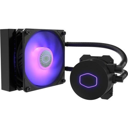 Cooler Master MasterLiquid ML120L V2 RGB Cooling Fan/Radiator/Water Block 300/500