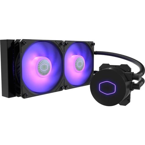 Cooler Master MasterLiquid ML240L V2 RGB RGB Cooling Fan/Radiator/Water Block