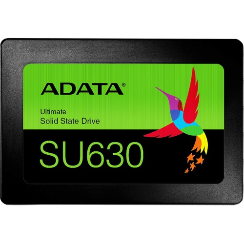 "Adata Ultimate SU630 ASU630SS-1T92Q-R 1.92 TB Solid State Drive - 2.5"" Internal - SATA (SATA/600)"