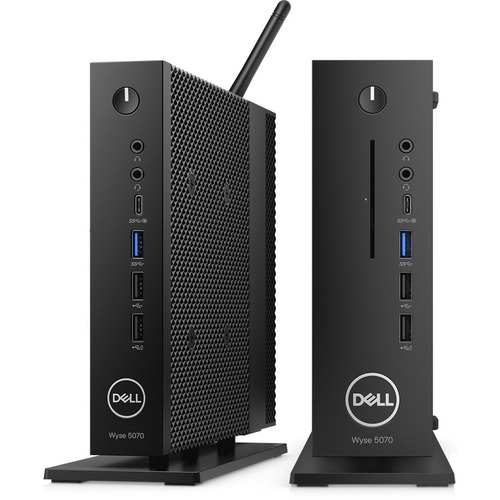 Wyse 5000 5070 Thin Client   Intel Celeron J4105 Quad Core (4 Core) 1.50 GHz 300/500