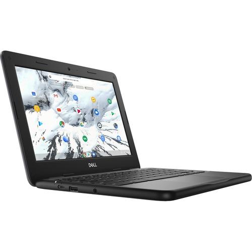 "Dell Chromebook 11 3000 3100 11.6"" Touchscreen 2 in 1 Chromebook - HD - 1366 x 768 - Intel Celeron N4020 Dual-core (2 Core) - 4 GB RAM - 32 GB Flash Memory"