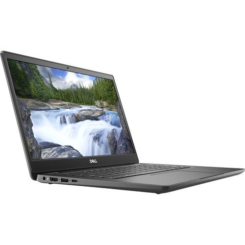 """Dell Latitude 3000 3410 14"""" Notebook - 1920 x 1280 - Intel Core i7 (10th Gen) i7-10510U Quad-core (4 Core) 1.80 GHz - 8 GB RAM - 256 GB SSD - Gray"""