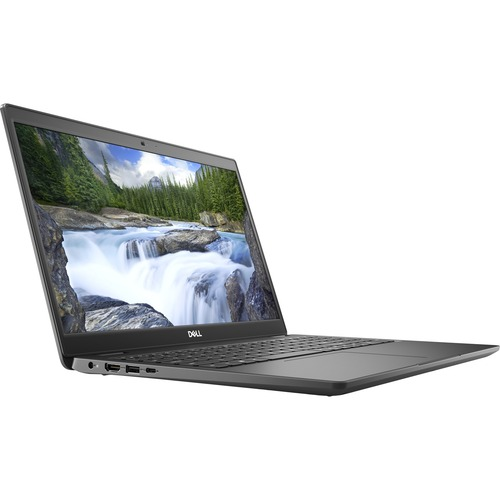 "Dell Latitude 3000 3510 15.6"" Notebook - HD - 1366 x 768 - Intel Core i5 (10th Gen) i5-10210U Quad-core (4 Core) 1.60 GHz - 8 GB RAM - 500 GB HDD - Gray"