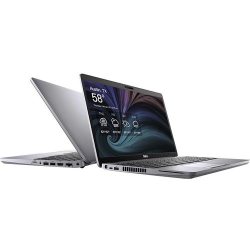 """Dell Latitude 5000 5511 15.6"""" Notebook - Full HD - 1920 x 1080 - Intel Core i5 (10th Gen) i5-10400H Quad-core (4 Core) 2.60 GHz - 16 GB RAM - 256 GB SSD"""