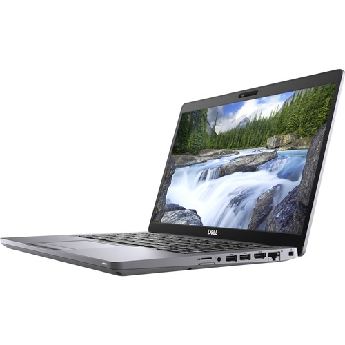 "Dell Latitude 5000 5410 14"" Notebook - Full HD - 1920 x 1080 - Intel Core i7 (10th Gen) i7-10610U Quad-core (4 Core) 1.80 GHz - 8 GB RAM - 256 GB SSD - Gray"