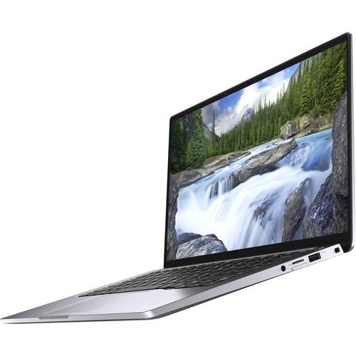 """Dell Latitude 9000 9410 14"""" Touchscreen 2 in 1 Notebook - 1920 x 1280 - Intel Core i5 (10th Gen) i5-10210U Quad-core (4 Core) 1.60 GHz - 8 GB RAM - 256 GB SSD - Anodized Titan Gray"""