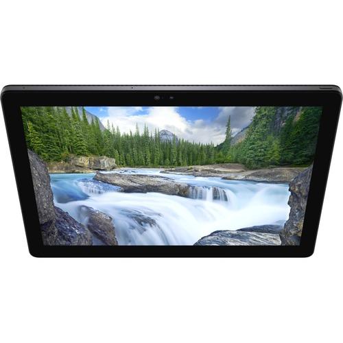 """Dell Latitude 7000 7210 Tablet - 12.3"""" Full HD - 16 GB RAM - 256 GB SSD - Windows 10 Pro 64-bit - Titan Gray"""