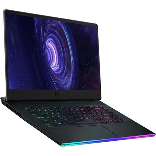 "MSI GE66 Raider GE66 Raider 10SF-285 15.6"" Gaming Notebook - Full HD - 1920 x 1080 - Intel Core i7 (10th Gen) i7-10875H 2.30 GHz - 16 GB RAM - 512 GB SSD - Aluminum Black"