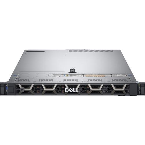 Dell EMC PowerEdge R640 1U Rack Server - 2 x Intel Xeon Gold 5218 2.30 GHz - 64 GB RAM HDD - 480 GB SSD - 12Gb/s SAS, Serial ATA/600 Controller