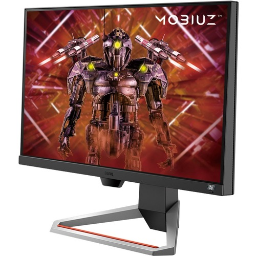 "BenQ MOBIUZ EX2510 24.5"" Full HD LED Gaming LCD Monitor - 16:9 - Dark Gray, Black"